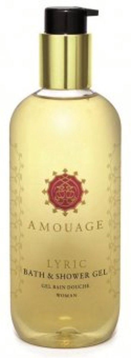 Amouage Lyric Woman Douchegel 300 ml