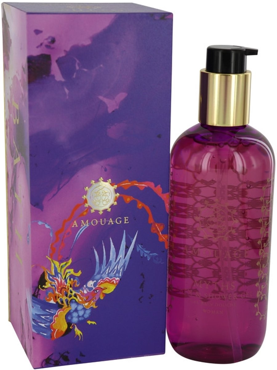 Amouage Myths - Shower gel - 300 ml