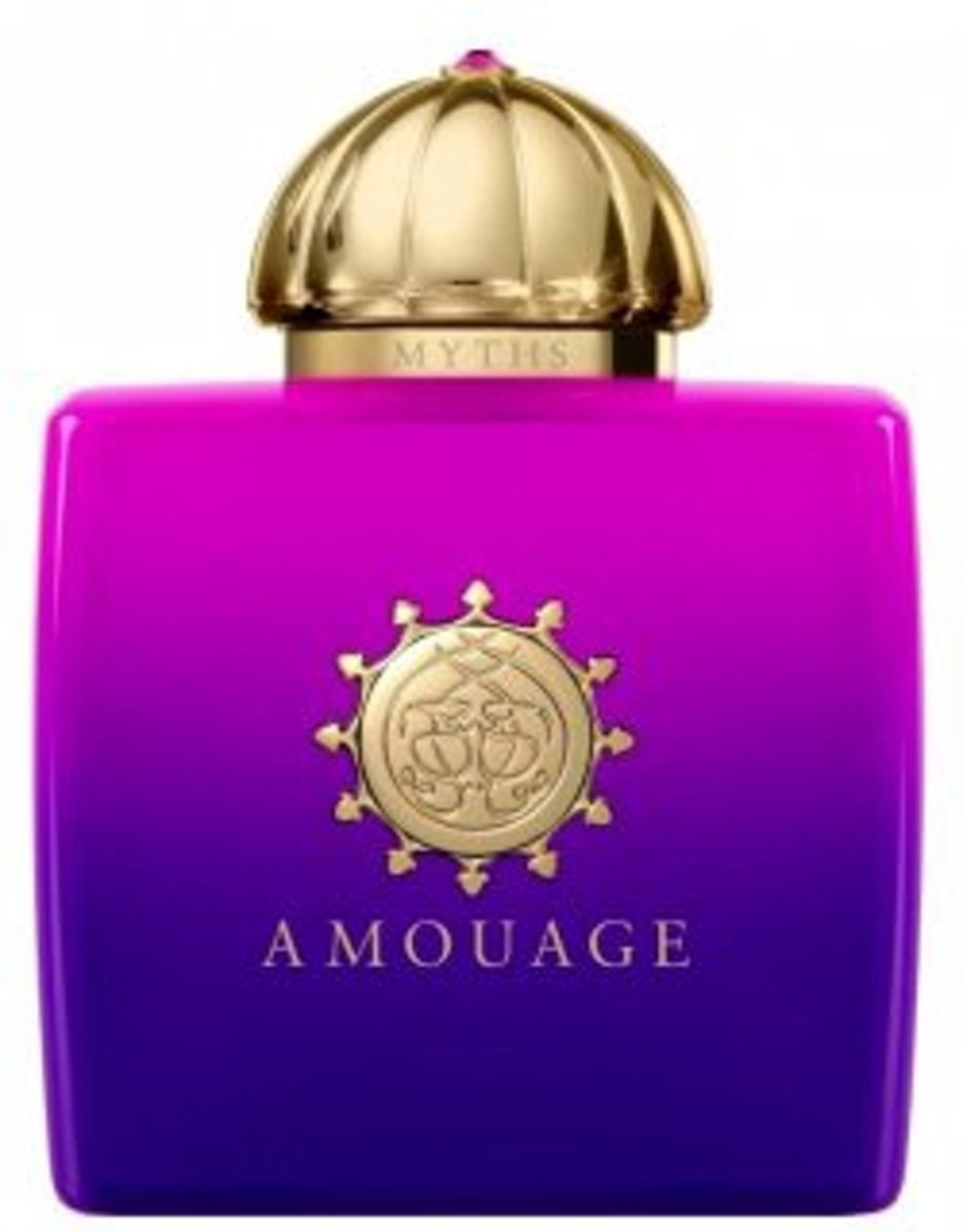 Amouage Myths Woman Eau de Parfum Spray 50 ml