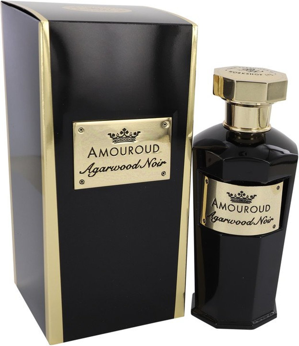 Amouroud Agarwood Noir Eau de Parfum Spray 100 ml