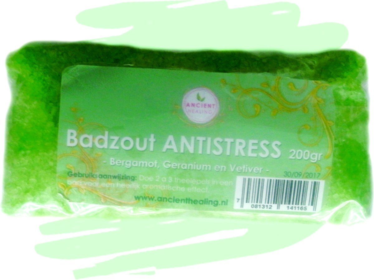 Badzout Anti-stress 200 gram