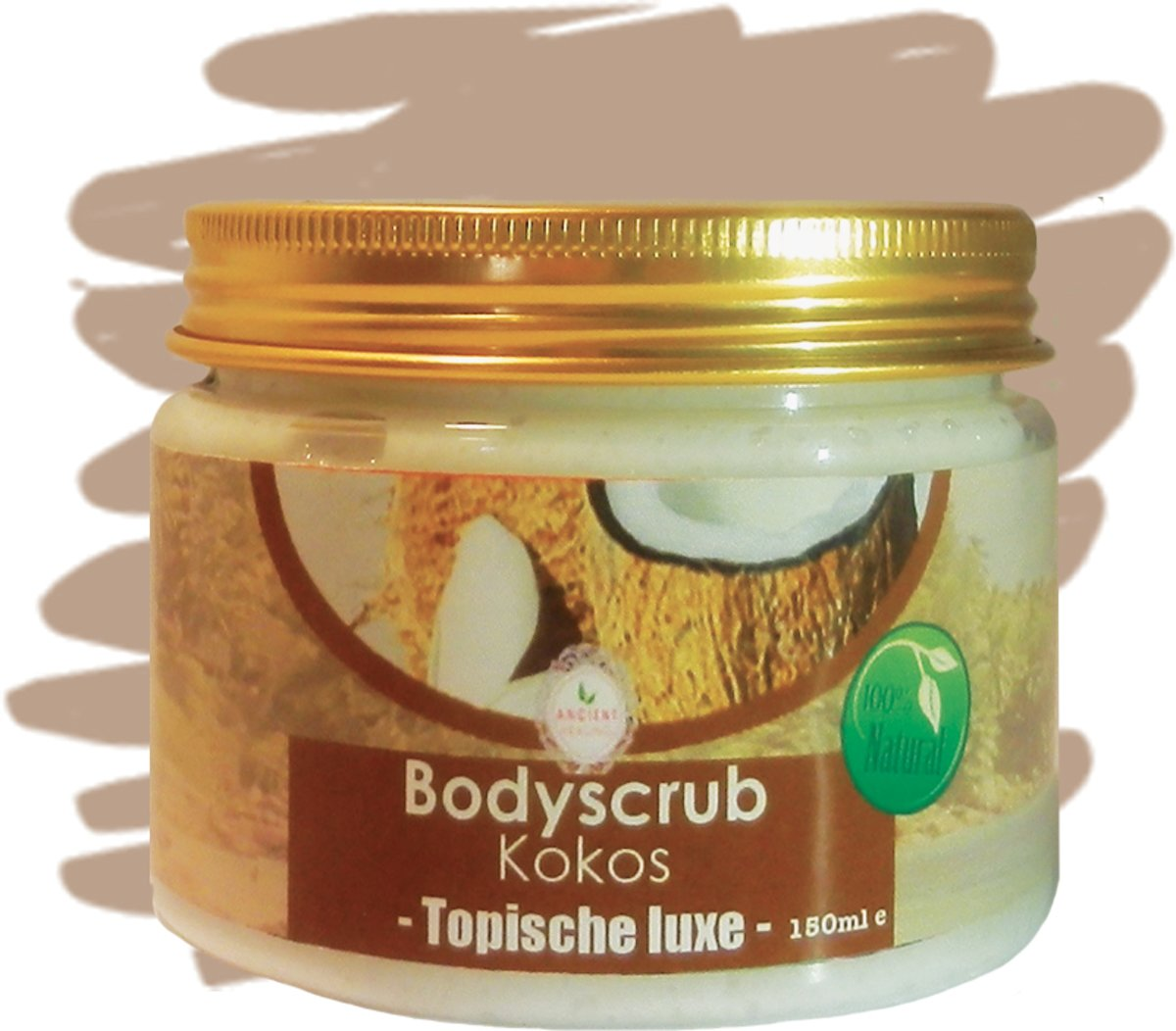 Bodyscrub Cocos 150 ml - Ancient Healing