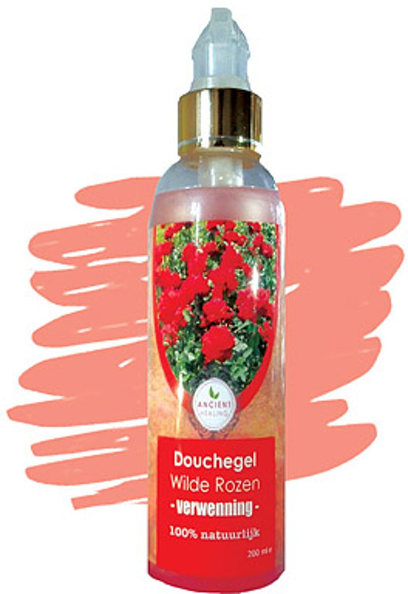 Douchegel Rozen 200 ml - Ancient Healing