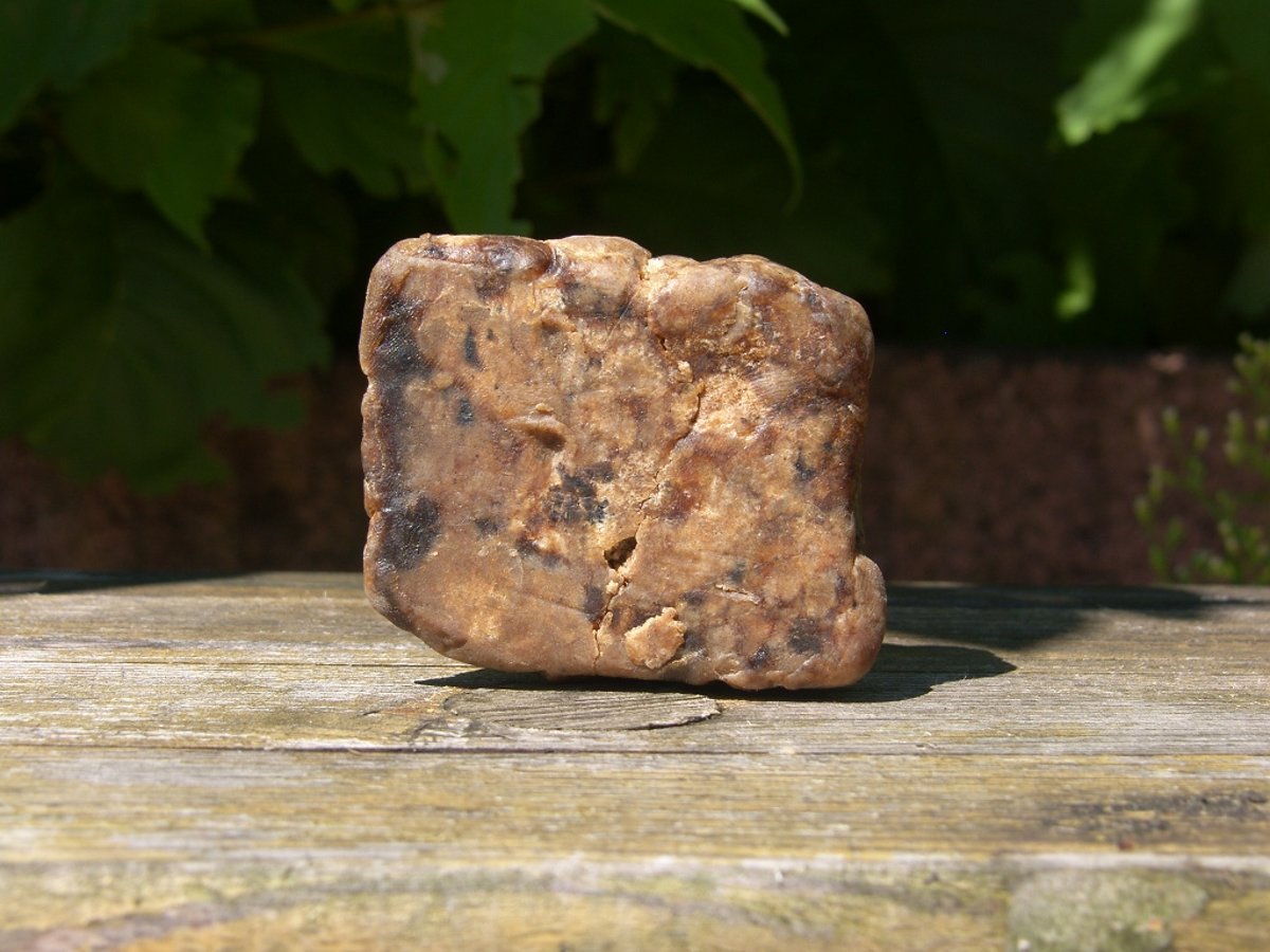 African Blacksoap