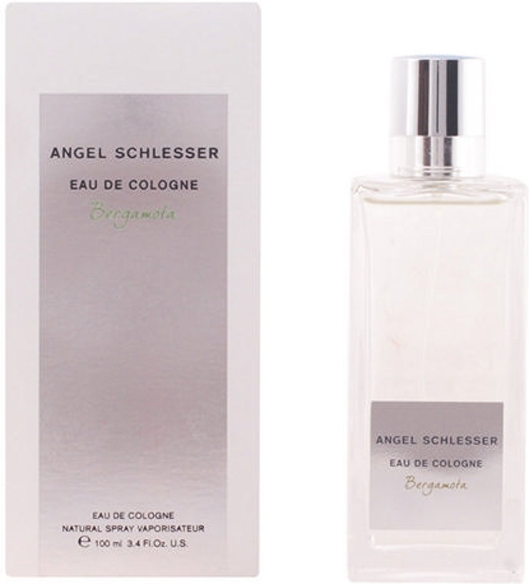 Angel Schlesser - EAU DE COLOGNE BERGAMOTA edc 100 ml