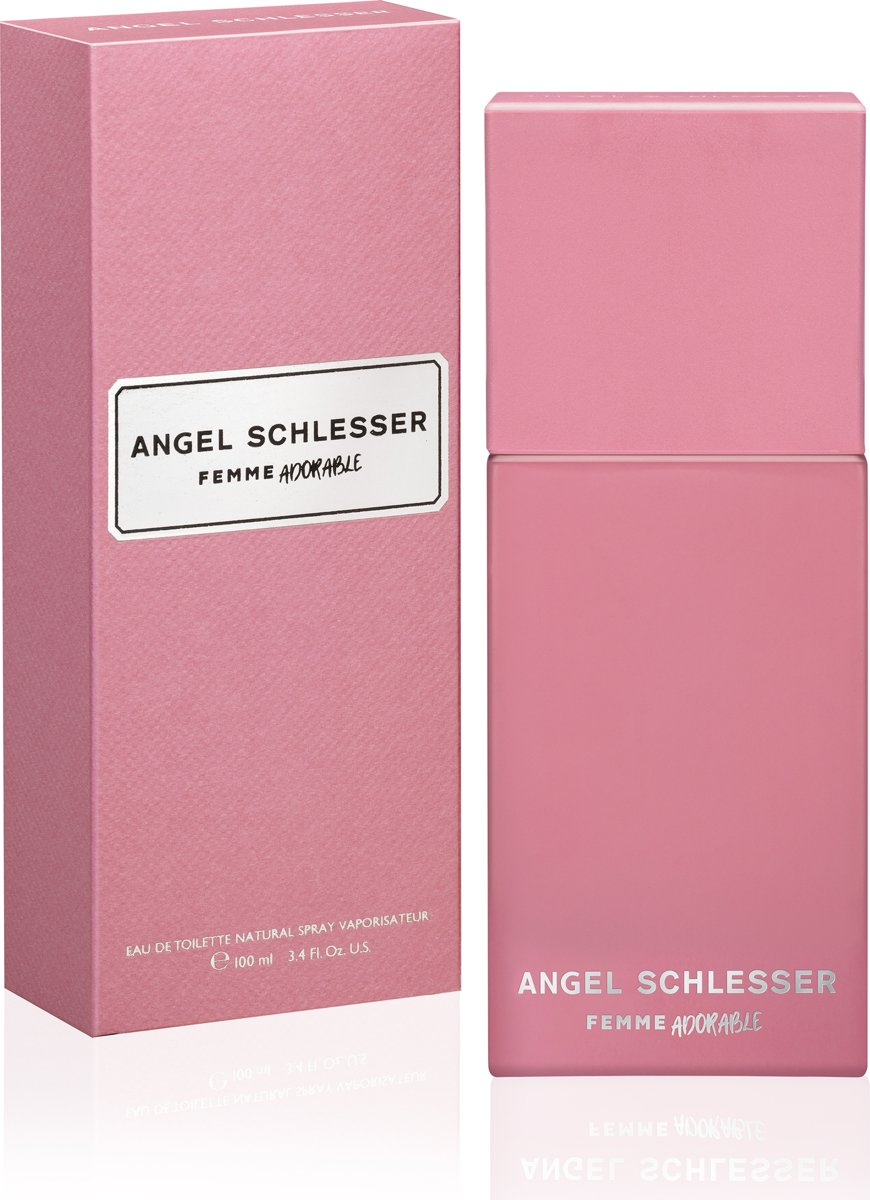 Angel Schlesser FEMME ADORABLE collector edition edt spray 100 ml