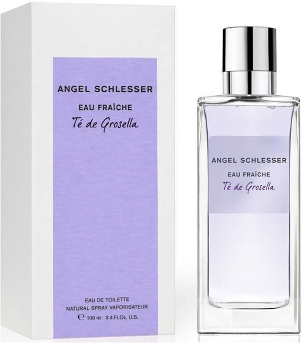 Angel Schlesser Te De Grosella Eau De Toilette Spray 100ml