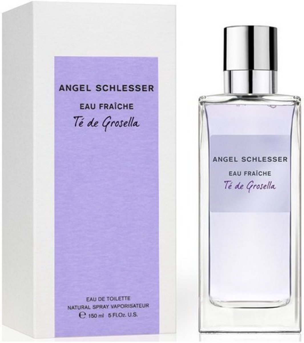 Damesparfum Té De Grosella Angel Schlesser (150 ml)