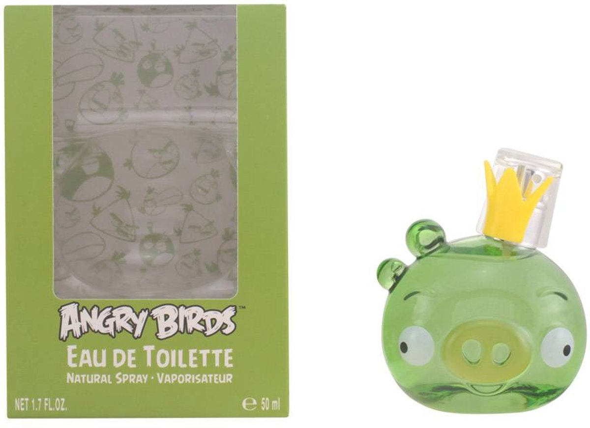 Angry Birds ANGRY BIRDS GREEN eau de toilette spray 50 ml