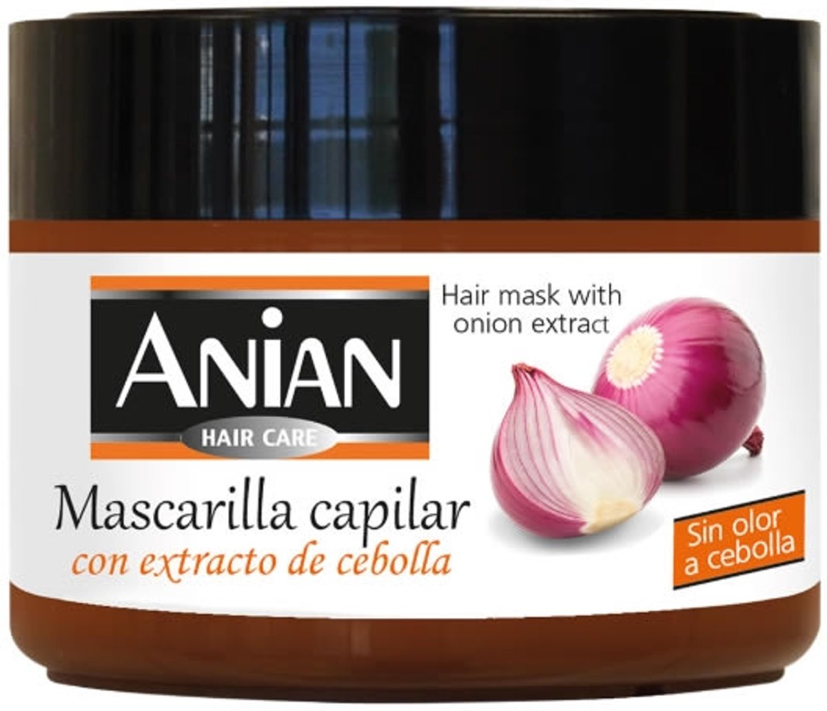 Anian Onion Anti Oxidant & Stimulating Effect Mask 400ml Haarmasker