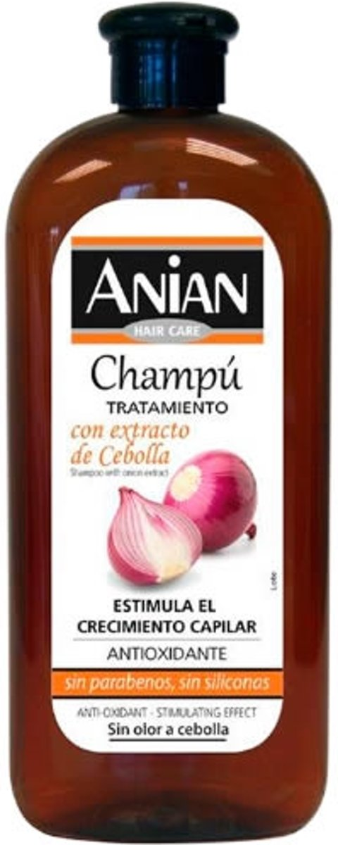 Anian Onion Anti Oxidant & Stimulating Effect Shampoo 400ml