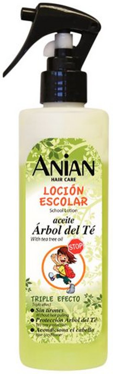 Anti-luizen lotion Anian (250 ml)