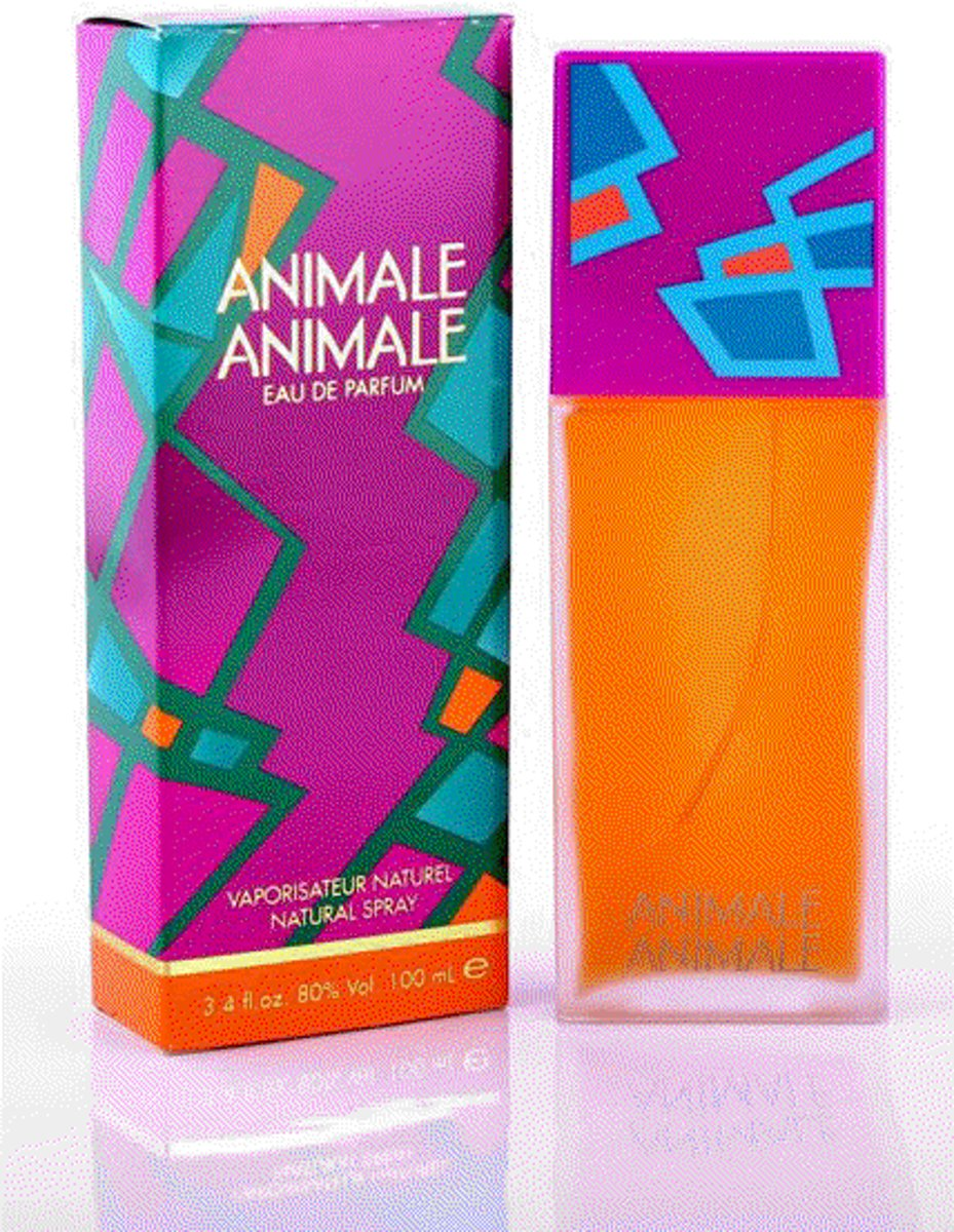 Animale - Eau De Parfum Spray 100  ml