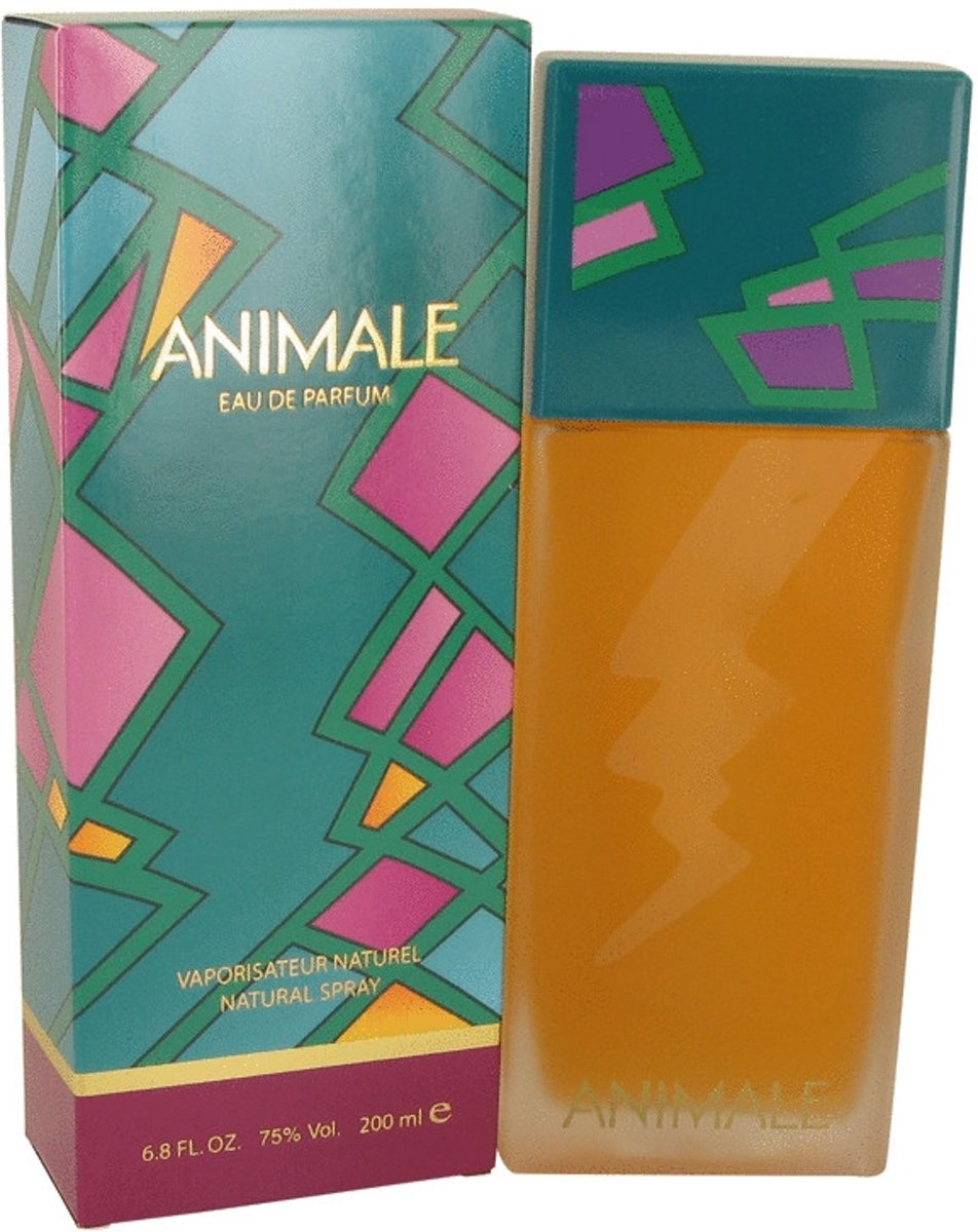 Animale By Animale Parfums Eau De Parfum Spray 200 ml - Fragrances For Women