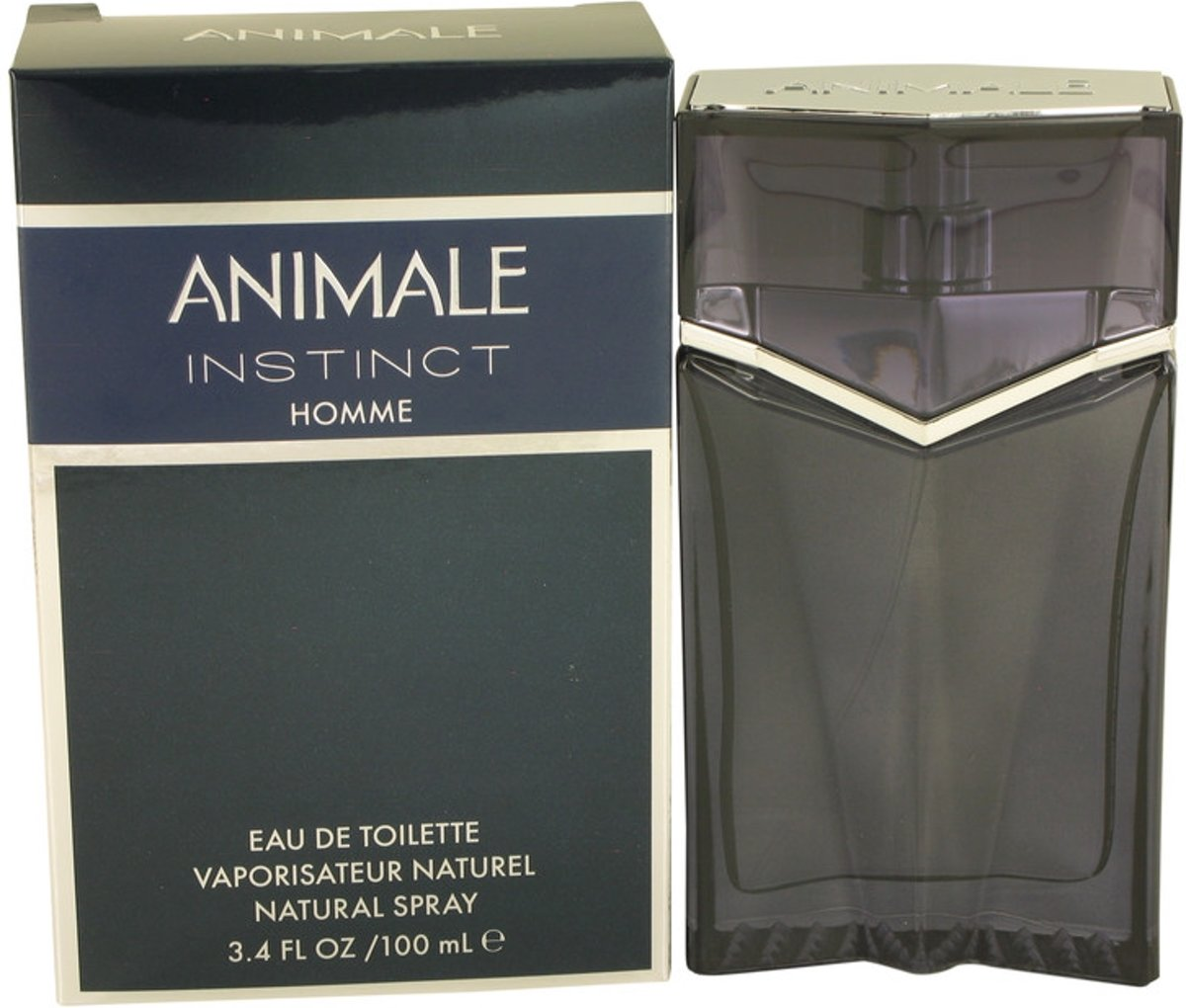 Animale Instinct By Animale Parfums Edt Spray 100 ml - Fragrances For Men