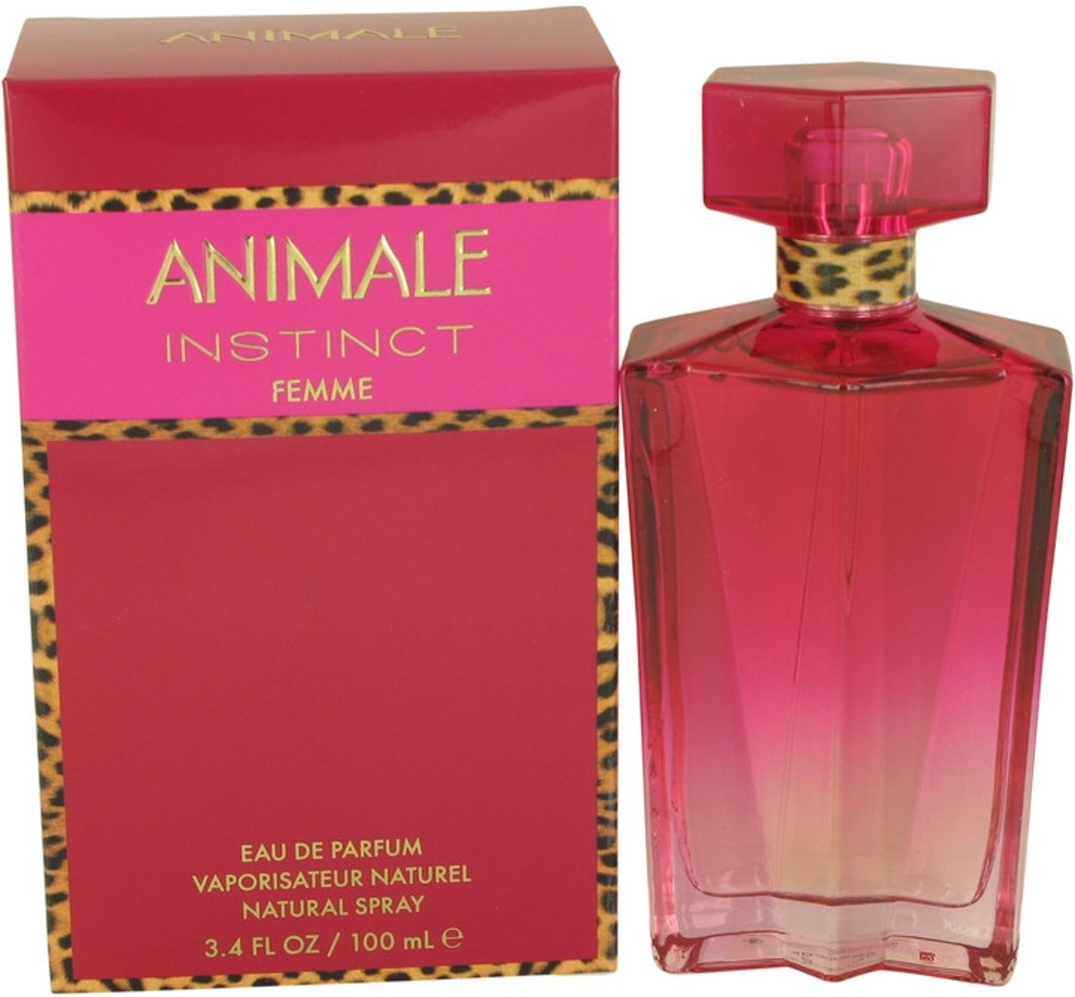 Animale Instinct eau de parfum spray 100 ml