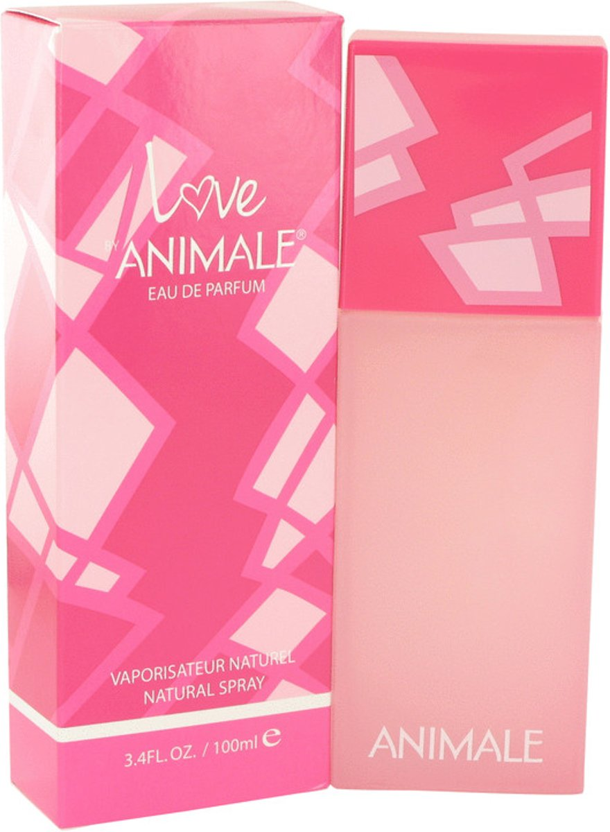 Animale Love 100 ml - Eau De Parfum Spray Damesparfum