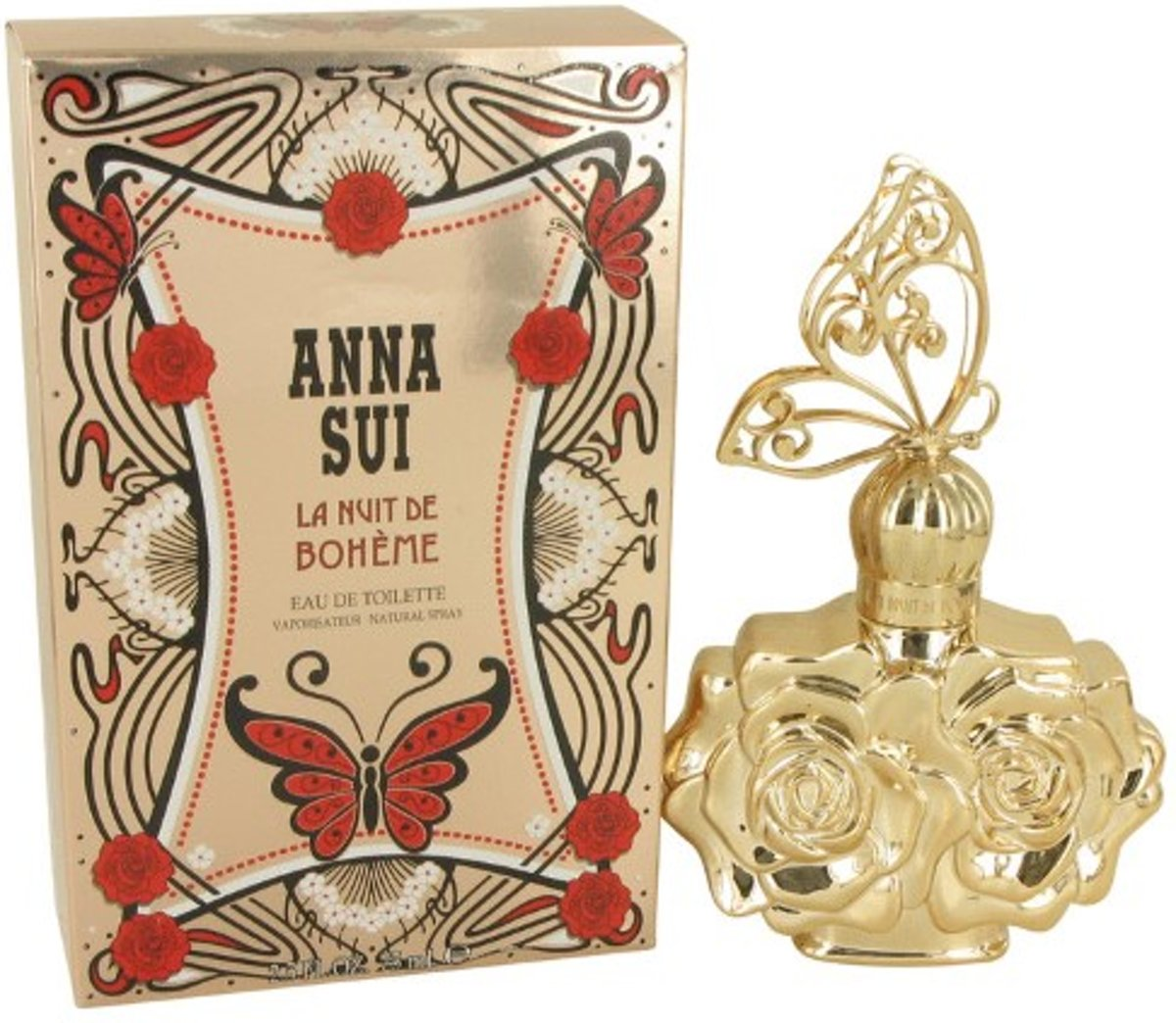 Anna Sui La Nuit De Boheme 30 ml - Eau De Toilette Spray Women