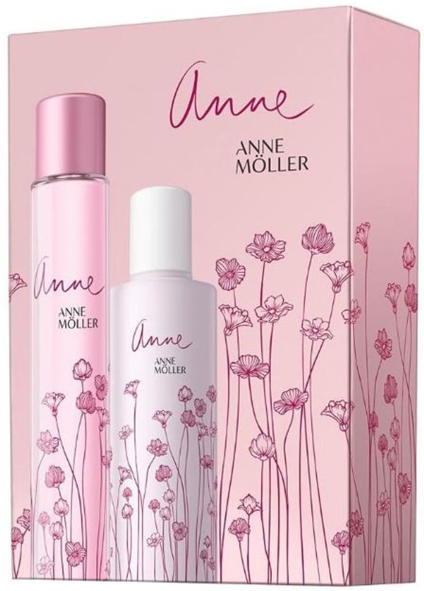 ANNE LOTE edt vapo 100 ml + body lotion 200 ml
