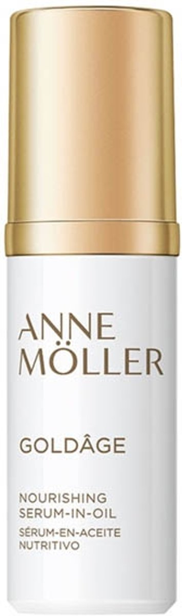 Anti-Veroudering Serum Goldâge Nourishing Anne Möller (30 ml)