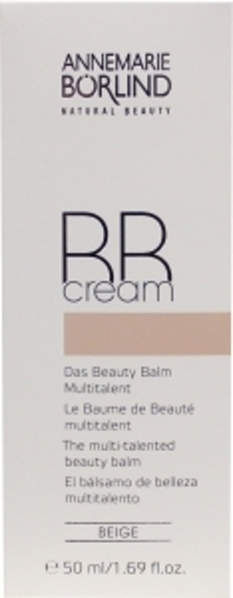 Annemarie Börlind Bb Cream Beige