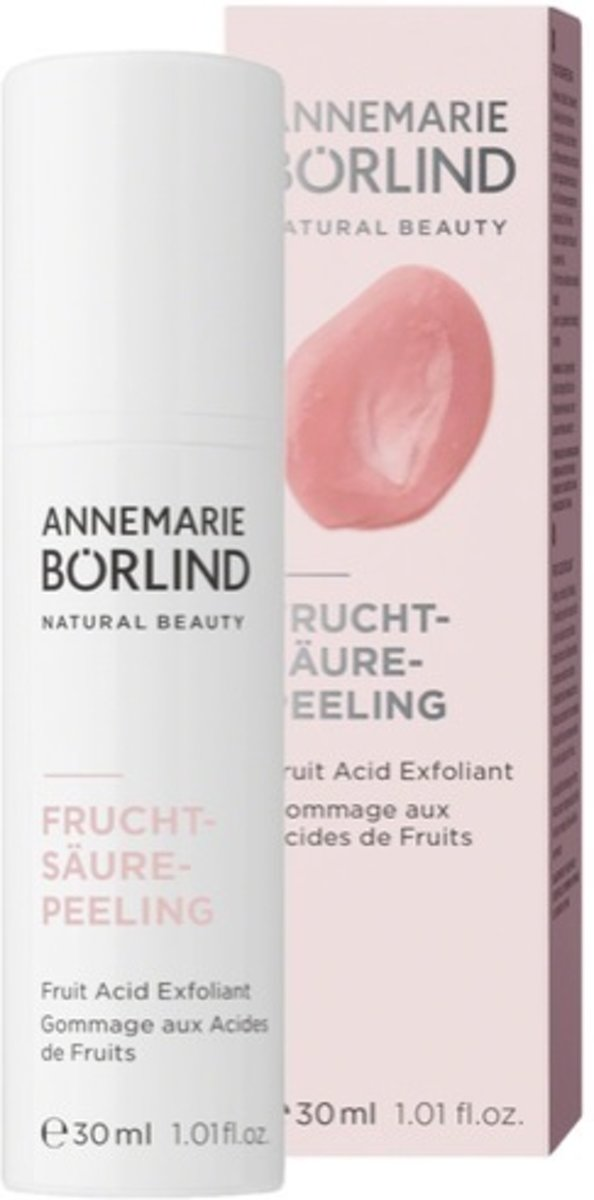 Annemarie Borlind Fruitzuurpeeling