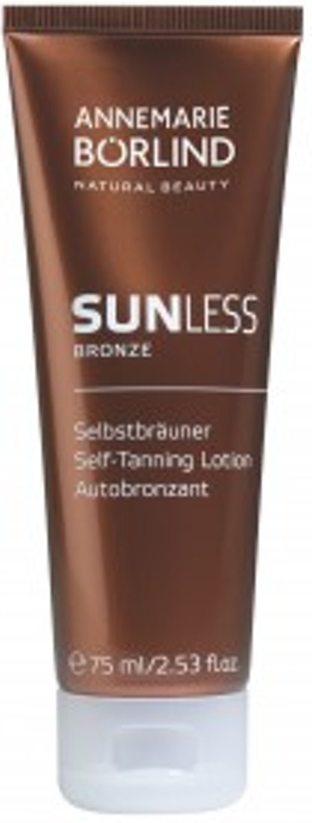 Annemarie Borlind Sun Sunless Bronze - 75 ml - Zelfbruiner