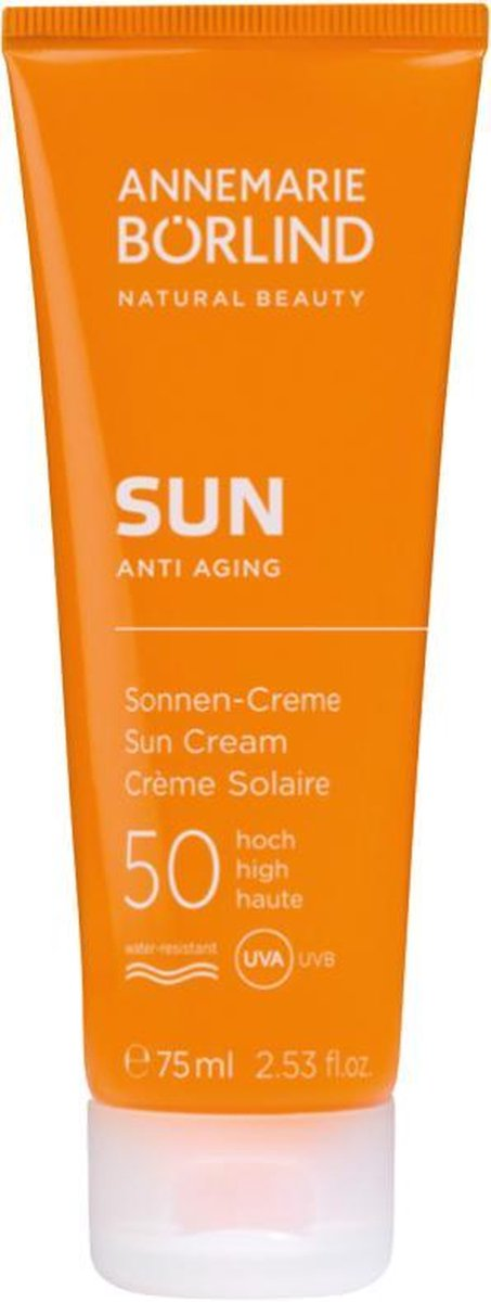 Annemarie Börlind Zonnebrandcreme Anti-Age SPF 50 75 ml