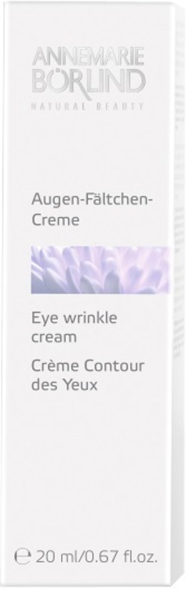 Anti-oogrimpelcreme