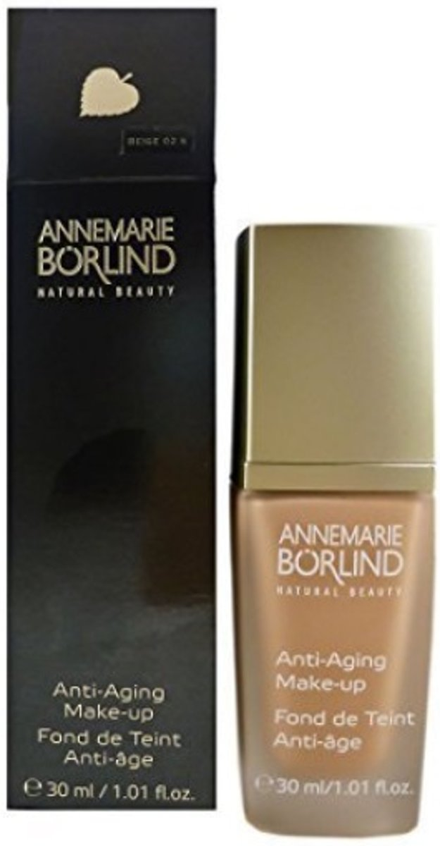 Annemarie Borlind Make-up anti-aging honey