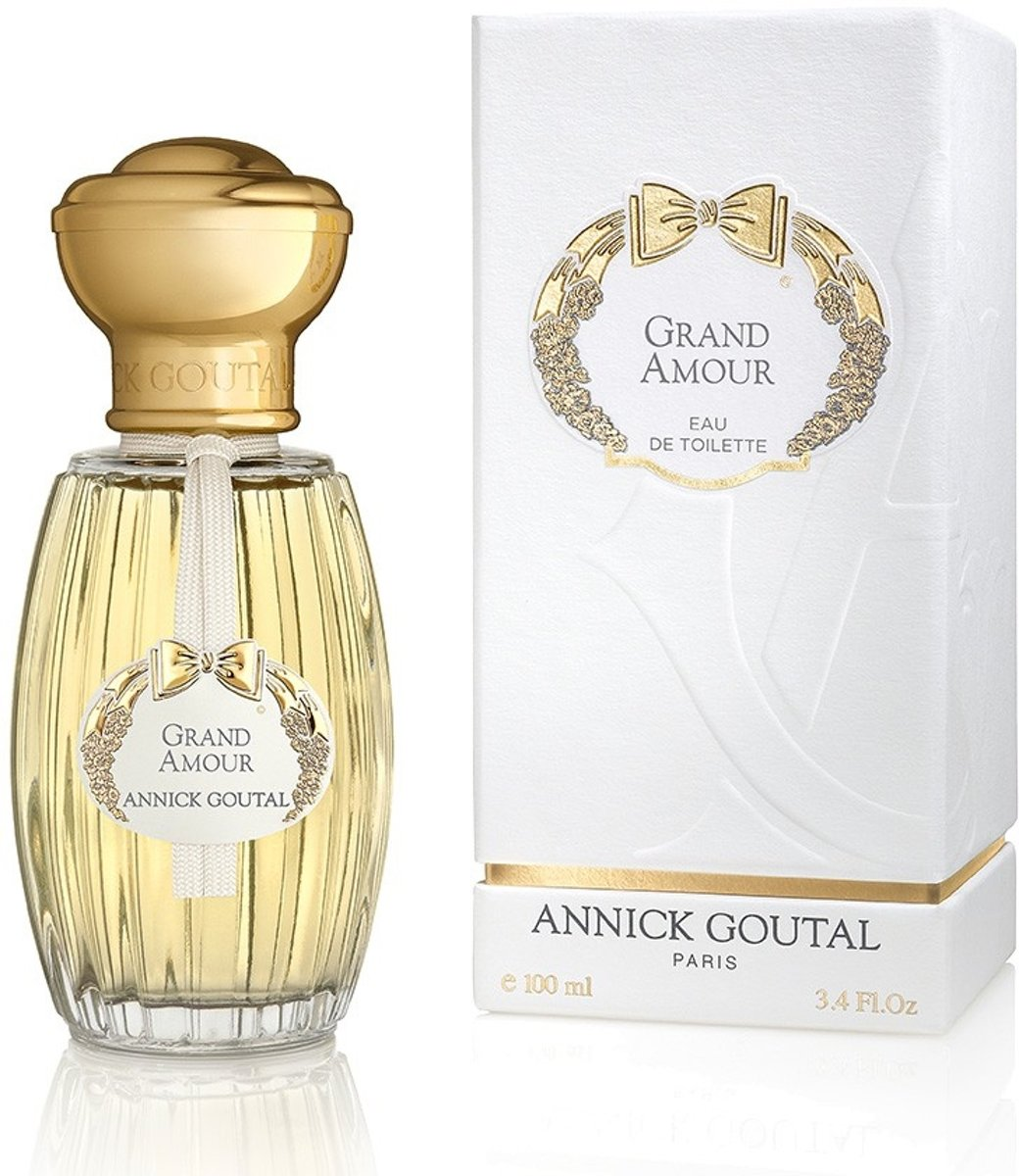 Annick Goutal Grand Amour 100ml Vrouwen 100ml eau de toilette