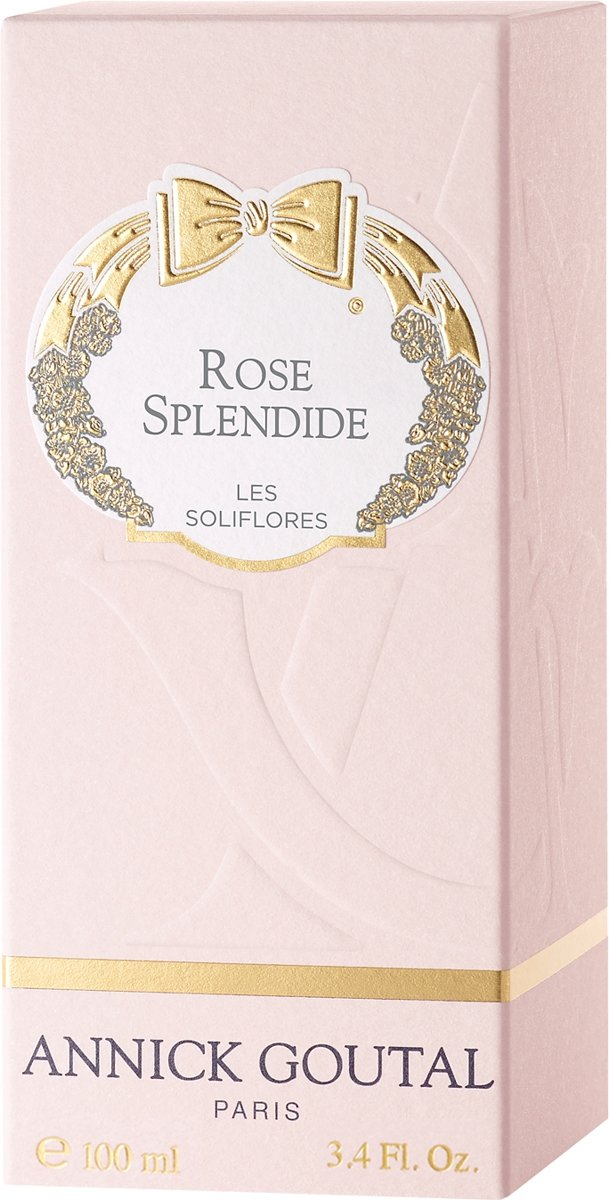 Annick Goutal Rose Splendide eau de toilette 100 ml