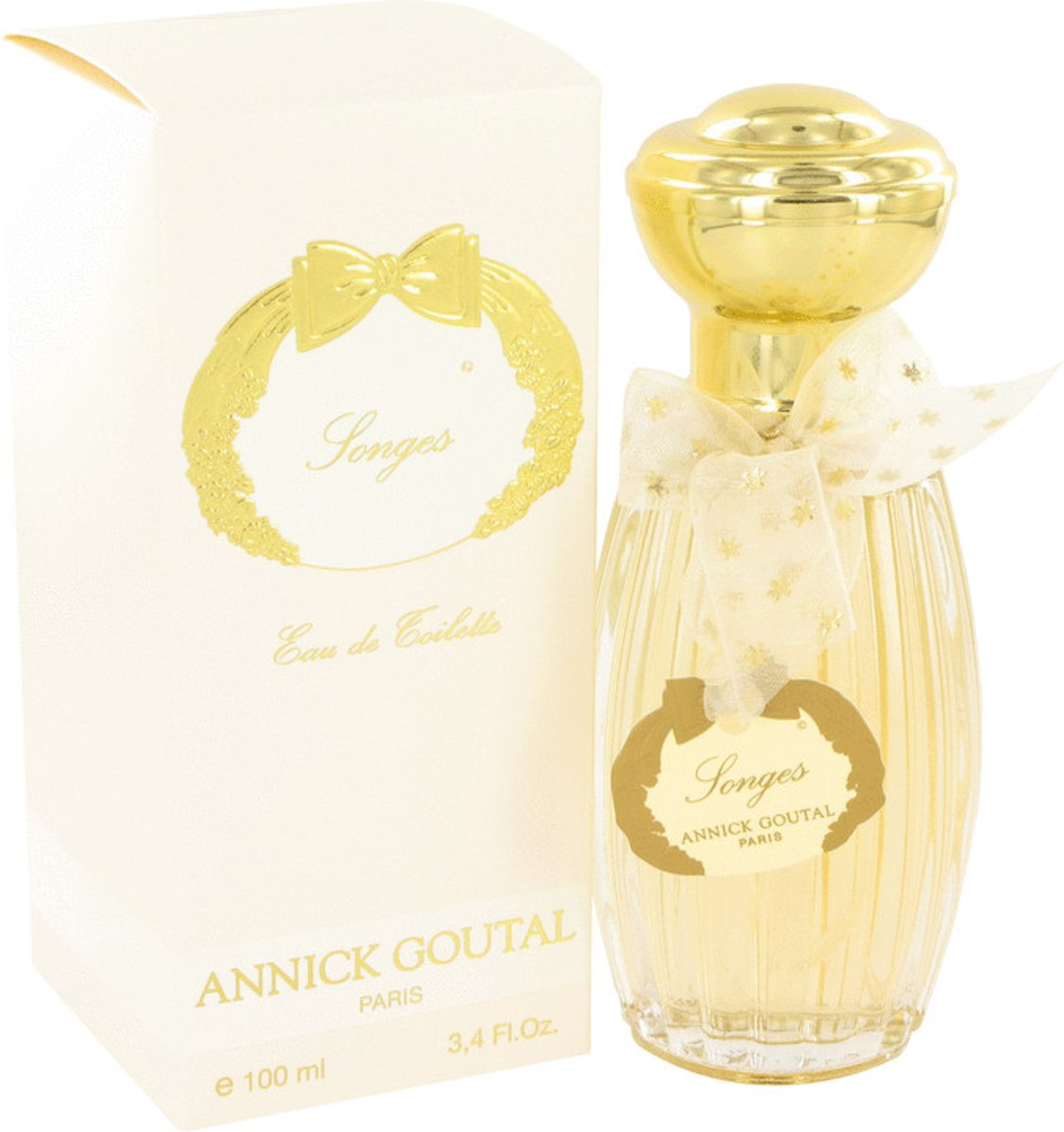 Annick Goutal Songes Women - 100 ml - Eau de toilette