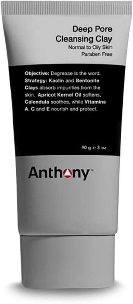 Anthony dieptereiniging kleimasker 90ml