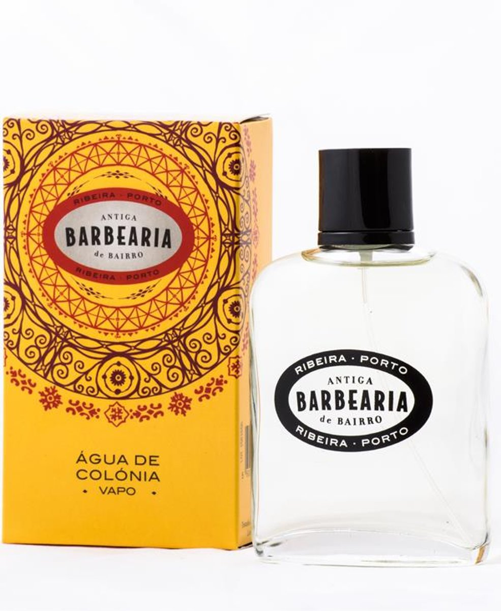 Antiga Barbearia de Bairro cologne Ribeira do Porto 100ml