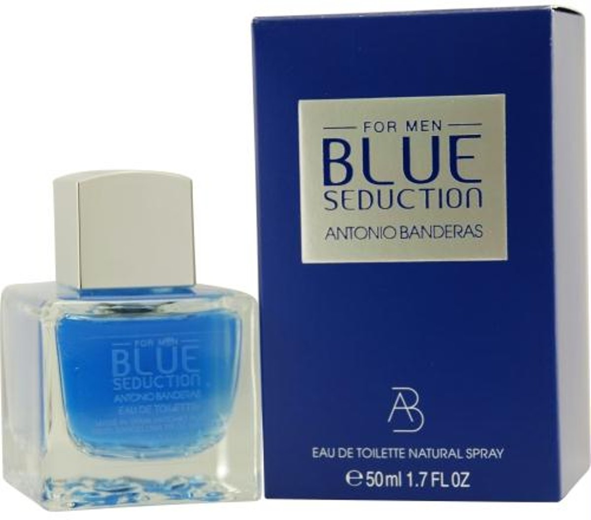 Antonio Banderas Blue Seduction 50ml EDT Spray
