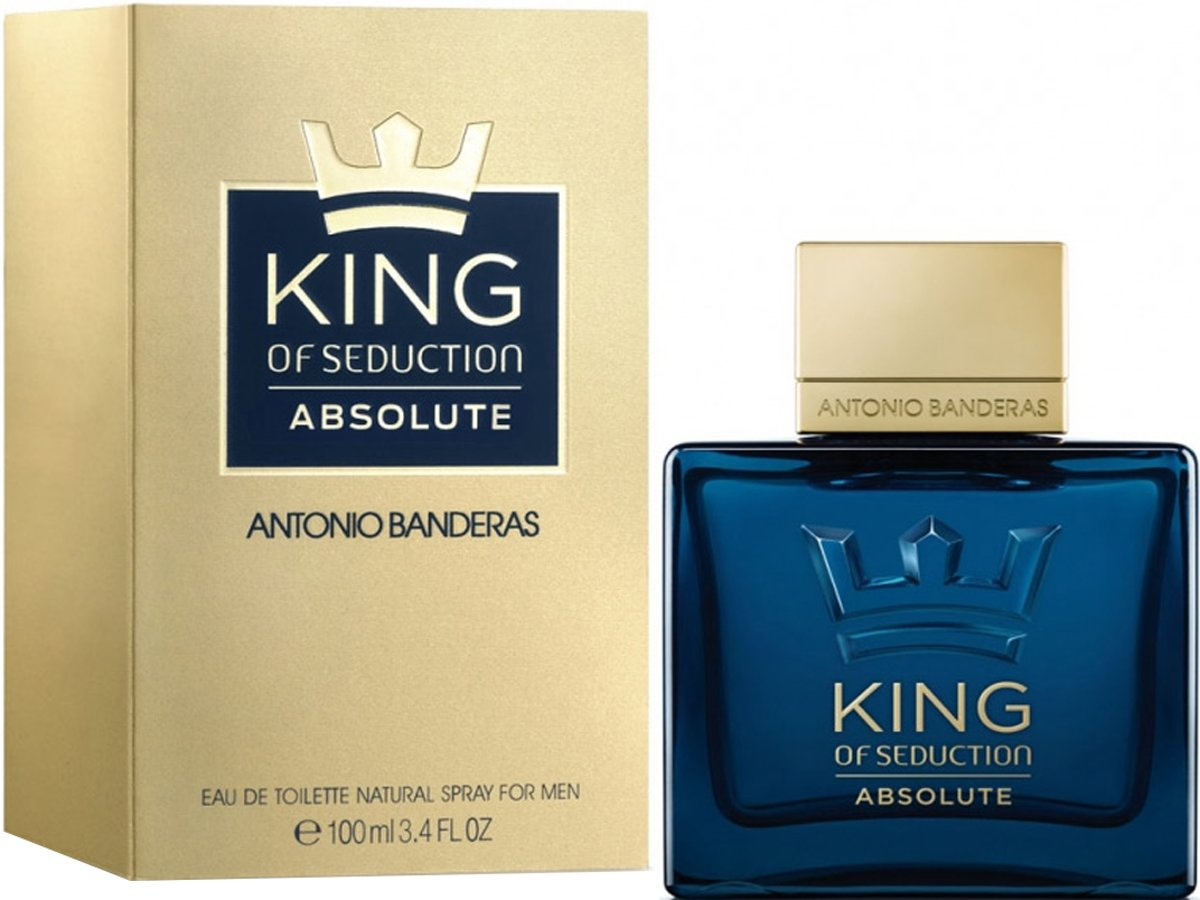 Antonio Banderas King of Seduction Absolute 100ml EDT Spray