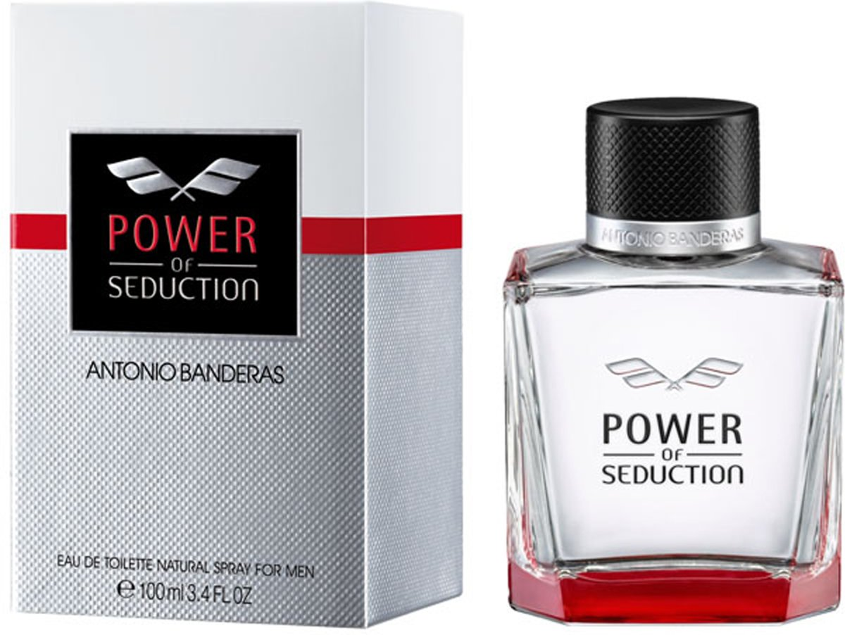 Antonio Banderas Power of Seduction 100ml EDT Spray