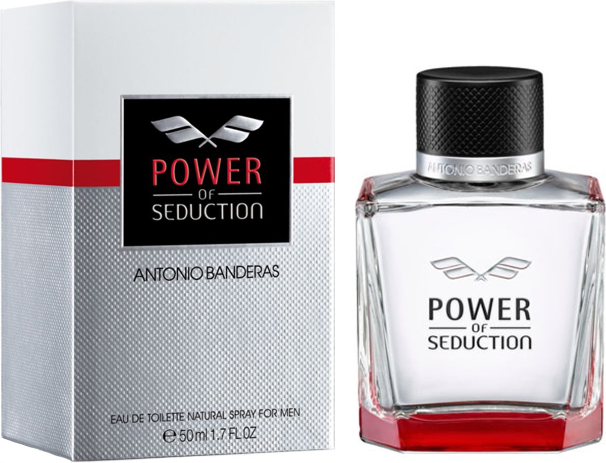 Antonio Banderas Power of Seduction 50ml EDT Spray