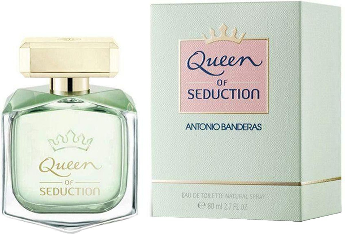 Antonio Banderas Queen of Seduction 80ml EDT Spray