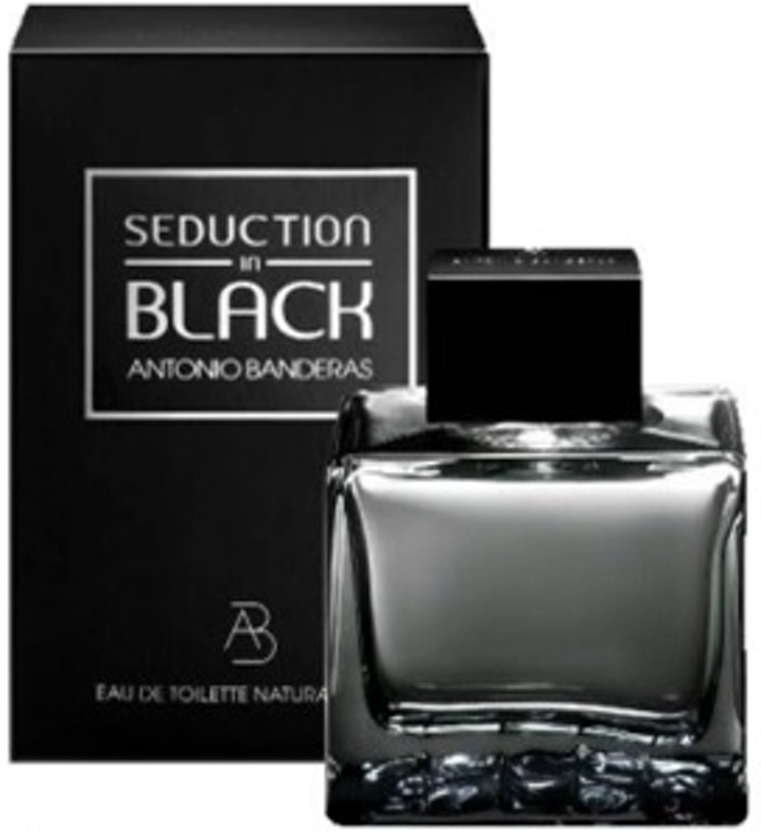 Antonio Banderas Seduction In Black - 50ml - Eau de toilette