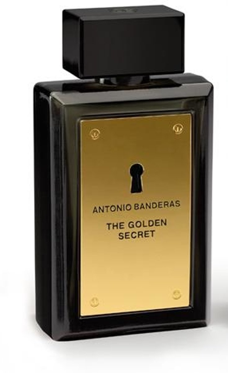 Antonio Banderas The Golden Secret 100 ml Mannen 100ml eau de toilette