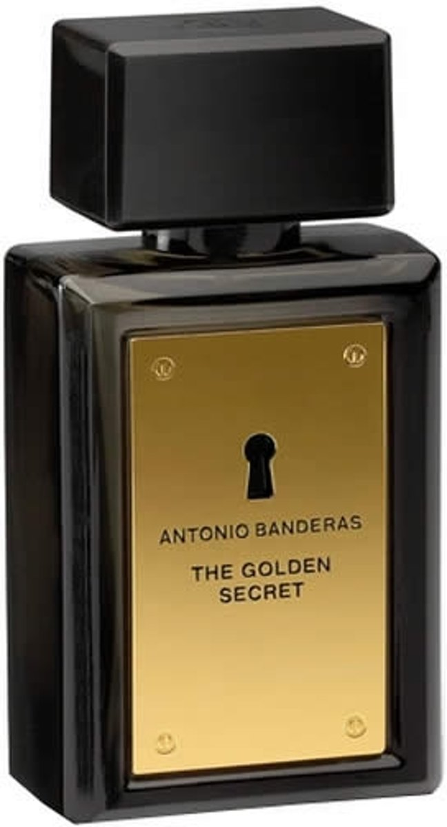 Antonio Banderas The Golden Secret By Antonio Banderas Edt Spray 200 ml - Fragrances For Men