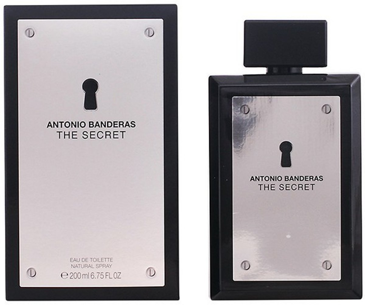 Antonio Banderas The Secret Mannen 200ml eau de toilette