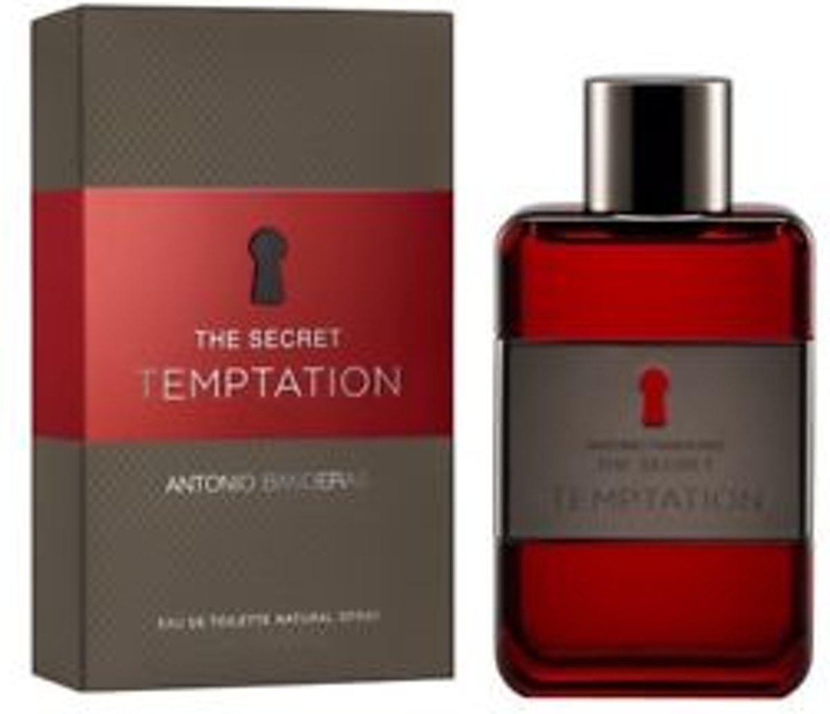 Antonio Banderas The Secret Temptation 200ml EDT