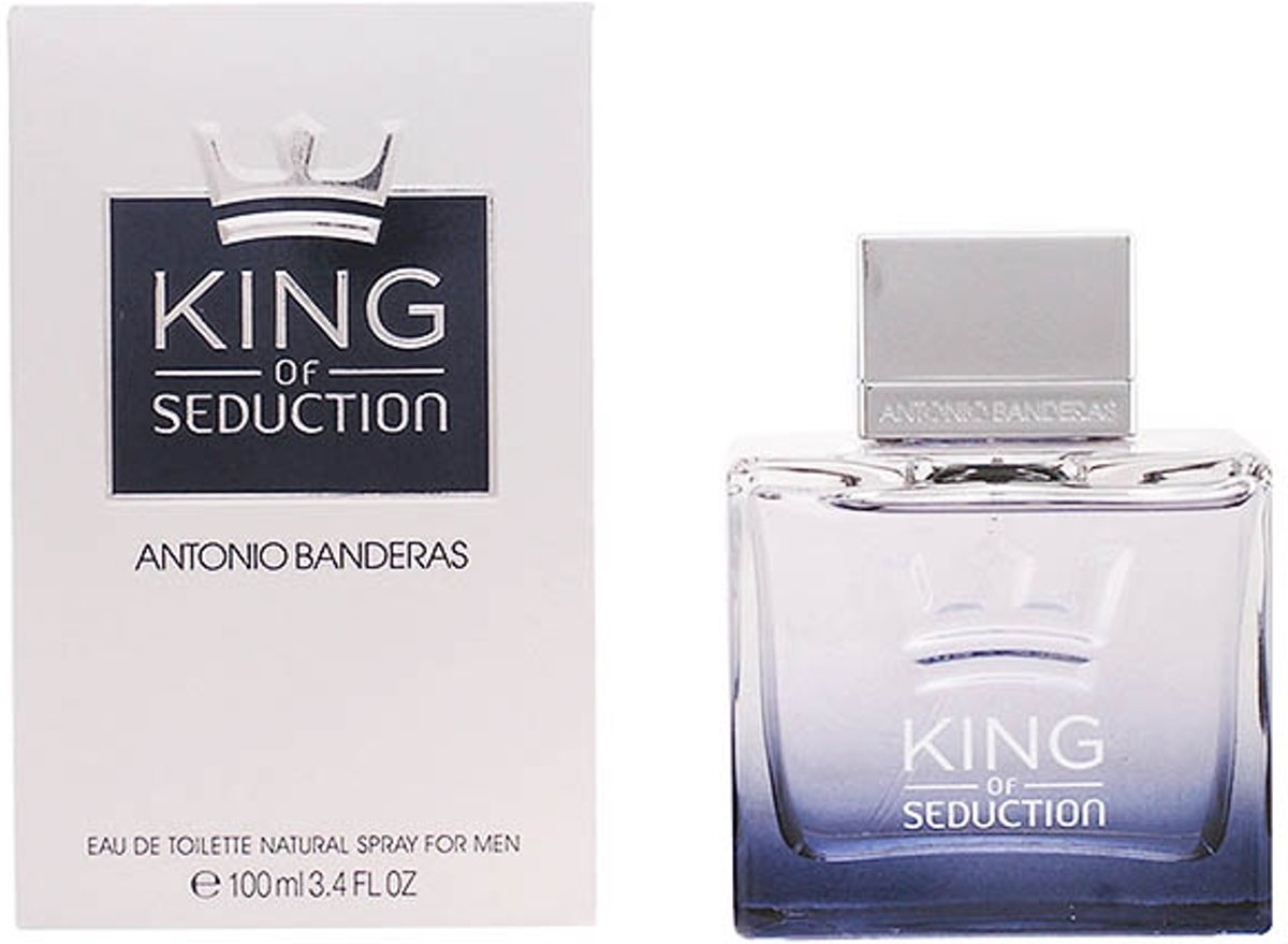 KING OF SEDUCTION eau de toilette spray 100 ml