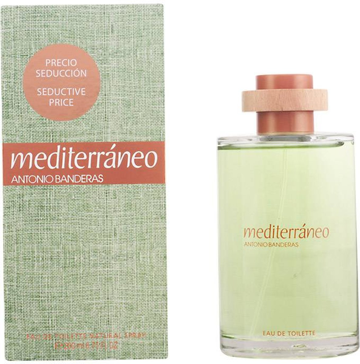 MEDITERRANEO eau de toilette spray 200 ml