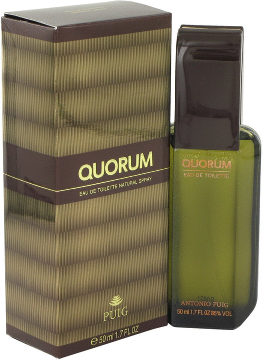 Antonio Puig Quorum Men EDT 50 ml