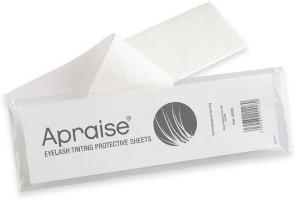 Apraise Eyelash And Eyebrow Tint Wimperblaadjes 96 st.