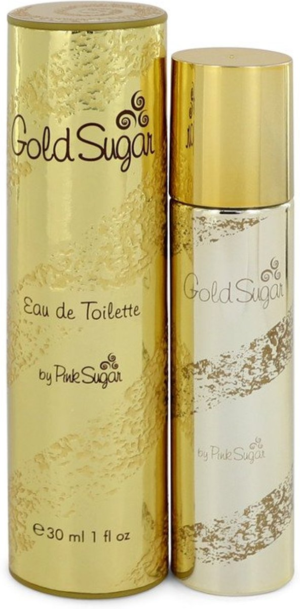 Aquolina Gold Sugar - 30ml - Eau de toilette